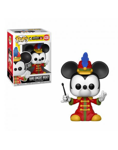 Funko Pop! Disney Mickey Mouse 90th Anniversary - Band Concert 430