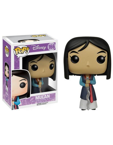 Funko Pop Disney Mulan 166