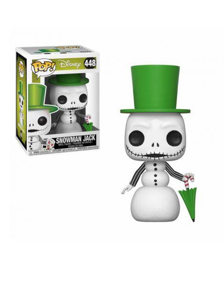 Funko Pop! Disney Nightmare Before Christmas - Snowman Jack 448