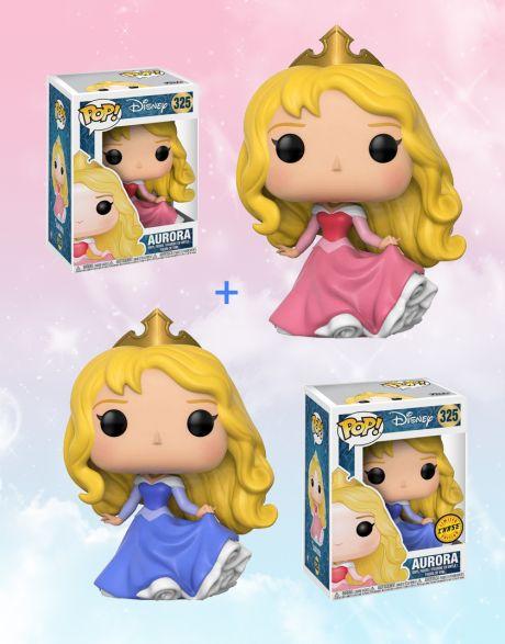 Funko Pop! Disney Princess - Aurora 325 (Regular + Chase)