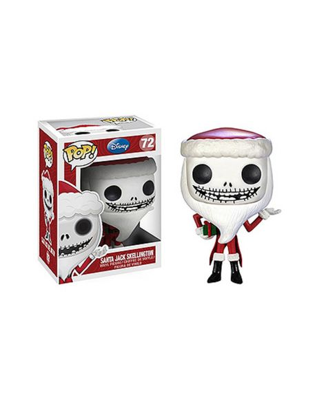 Funko Pop! Santa Jack Skellington 72
