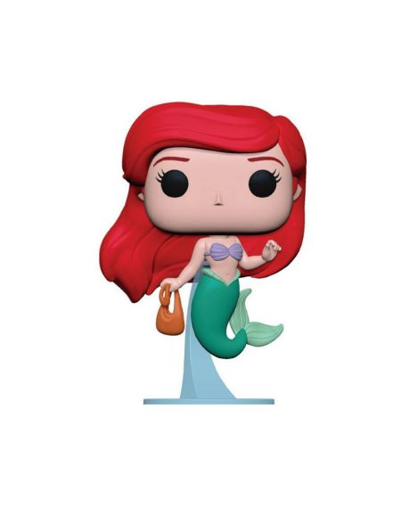 Funko Pop! Disney The Little Mermaid - Ariel w/ Bag