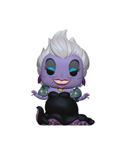 Funko Pop! Disney The Little Mermaid - Ursula w/ Eels