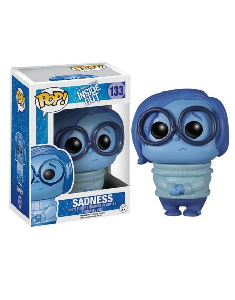 Funko Pop Disney Tristezza 133