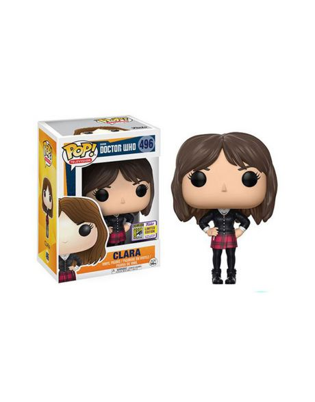 Funko Pop! Doctor Who Clara 496 - Summer Convention 2017