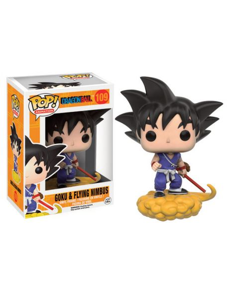 Funko Pop Dragon Ball Goku nuvola 109