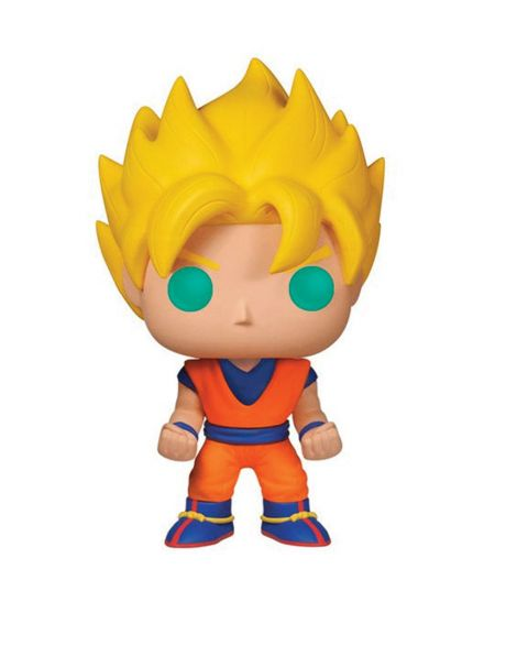 Funko Pop Dragon Ball Goku Super Sayan 14