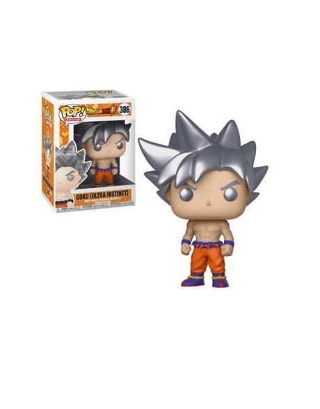 Funko Pop! Dragon Ball Super - Goku (Ultra Instinct)  386