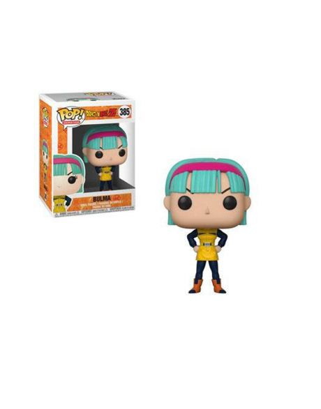 Funko Pop! Dragon Ball Z - Bulma (YW) 385
