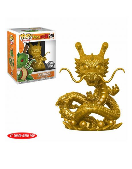 Funko Pop! Dragon Ball Z - Shenron (Gold) 265