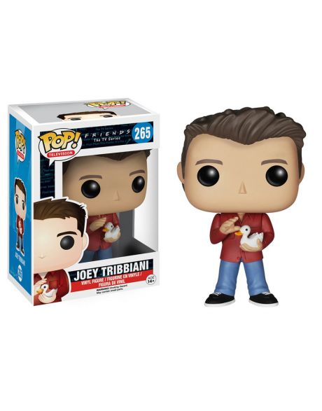 Funko Pop Friends Joey Tribbiani 265
