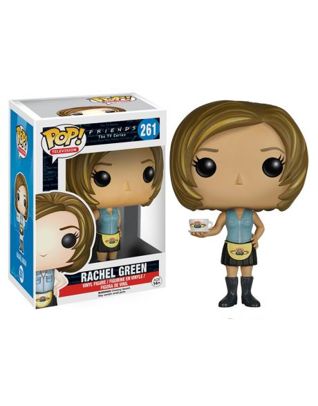 Funko Pop Friends Rachel Green 261