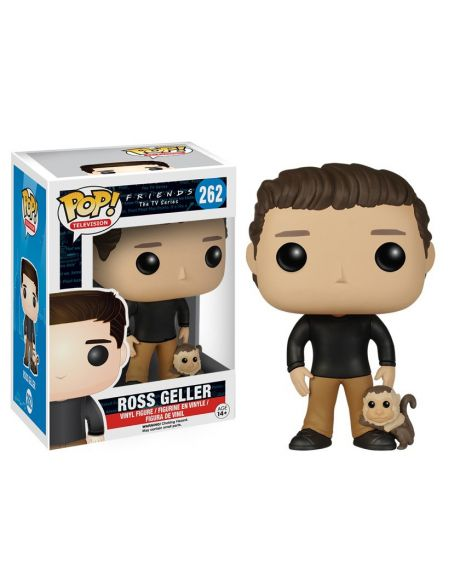 Funko Pop Friends Ross Geller 262