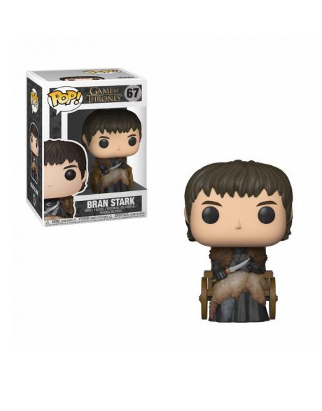 Funko Pop! Game of Thrones - Bran Stark 67
