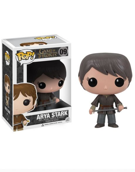 Funko Pop Game of Thrones Arya Stark 09