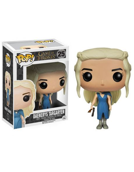 Funko Pop Game of Thrones Daenerys Targaryen 25