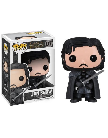 Funko Pop Game of Thrones Jon Snow 07