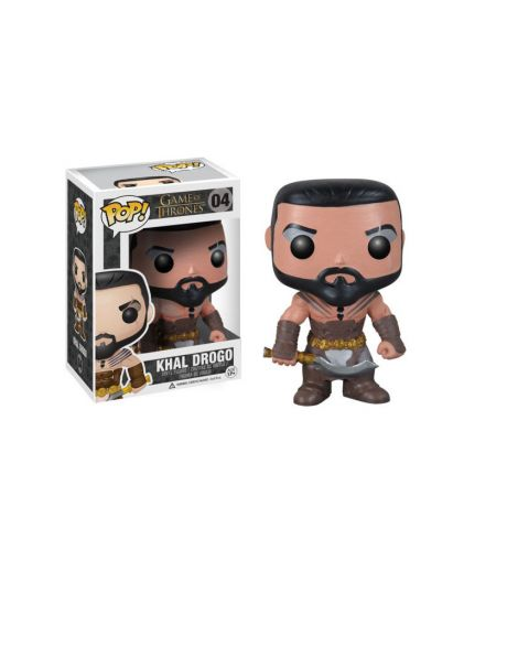 Funko Pop! Game of Thrones - Khal Drogo 04