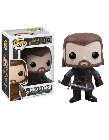 Funko Pop Game of Thrones Ned Stark 02