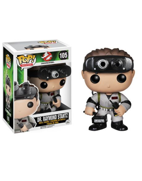 Funko Pop Ghostbusters Dr Raymond Stants 105