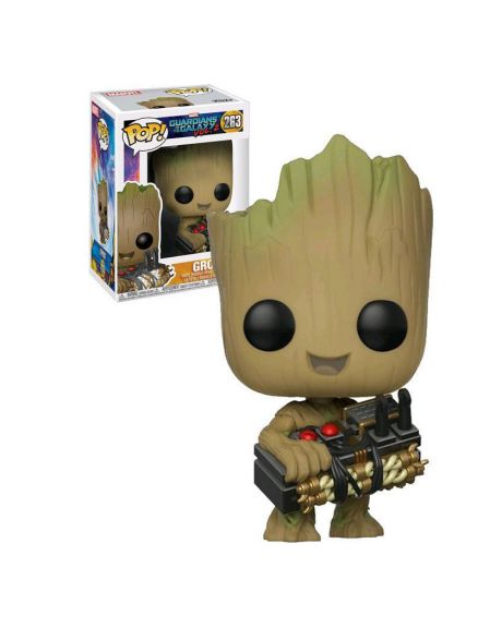 Funko Pop! Guardians of the Galaxy 2 - Groot 263