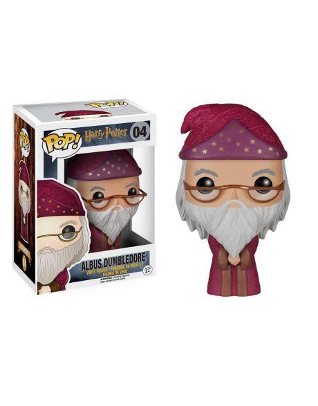 Funko Pop! Albus Dumbledore (Silente) 04