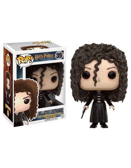 Funko Pop Harry Potter Bellatrix Lestrange 35