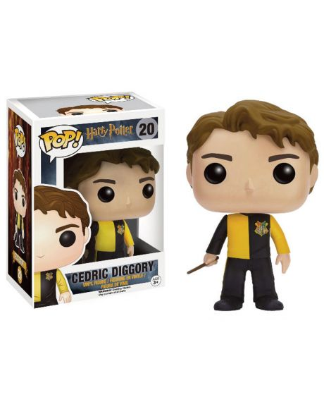 Funko Pop Harry Potter Cedric Diggory 20