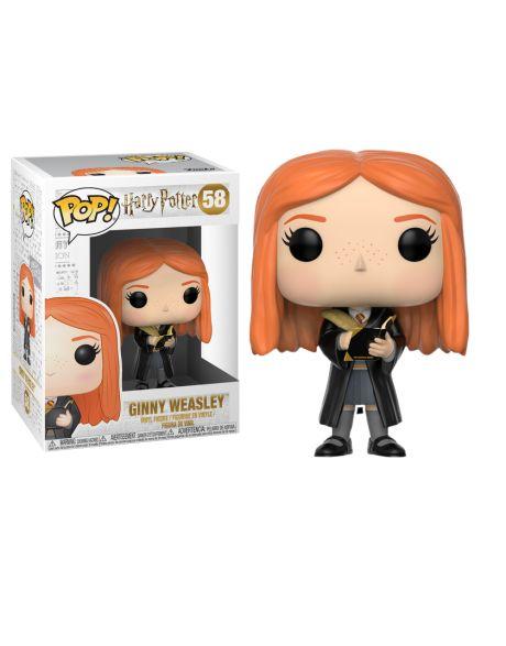 Funko Pop! Harry Potter - Ginny Weasley 58