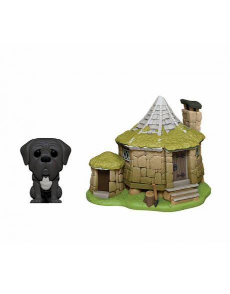 Funko Pop! Harry Potter - Hagrid's Hut & Fang