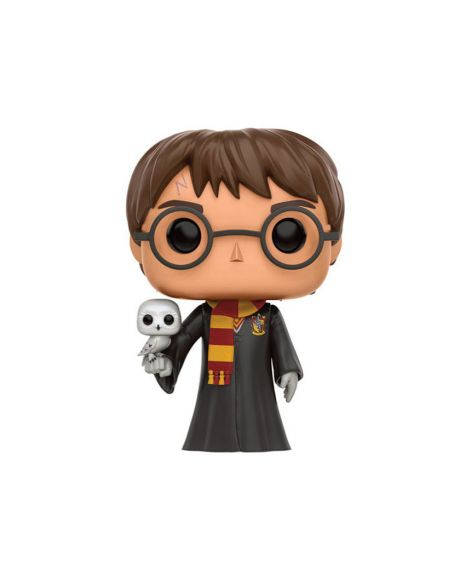 Funko Pop! Harry Potter (Robes and Hedwig) 31