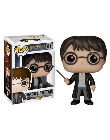 Funko Pop Harry Potter Harry Potter 01