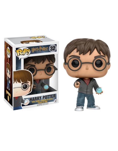 Funko Pop Harry Potter Harry Potter con profezia 32