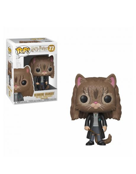 Funko Pop! Harry Potter - Hermione as Cat 77