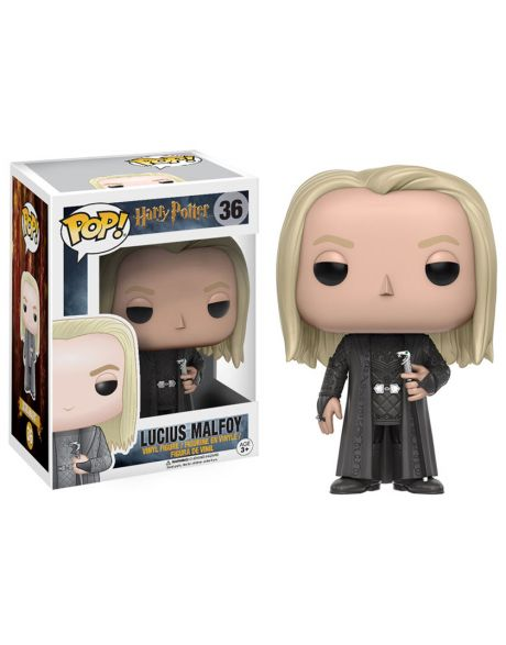 Funko Pop Harry Potter Lucius Malfoy 36