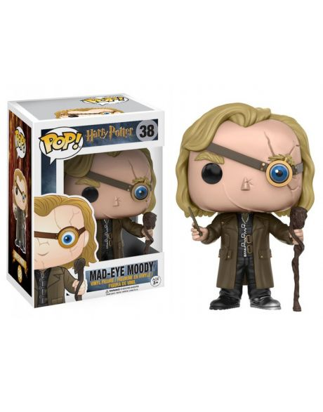 Funko Pop Harry Potter Malocchio Moody 38