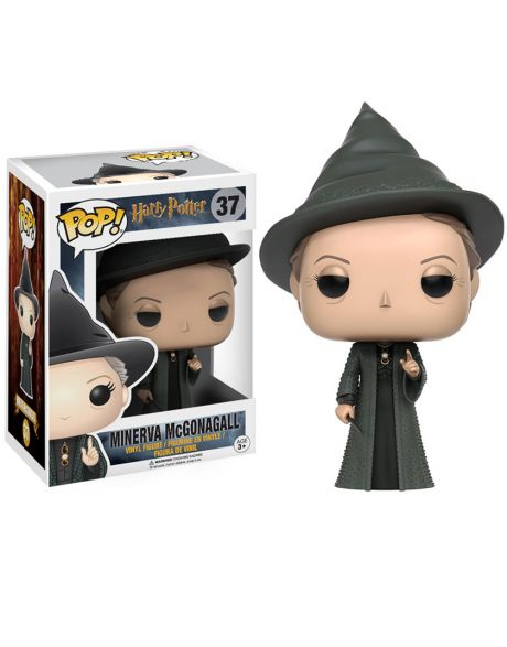 Funko Pop Harry Potter Minerva McGranitt 37