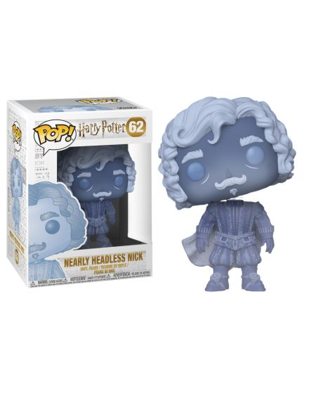 Funko Pop! Harry Potter - Nearly Headless Nick 62
