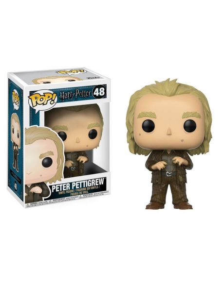 Funko Pop! Harry Potter - Peter Pettigrew 48