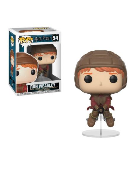 Funko Pop! Harry Potter - Ron on Broom 54
