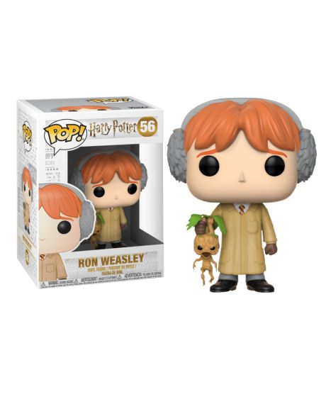 Funko Pop! Harry Potter - Ron Weasley 56