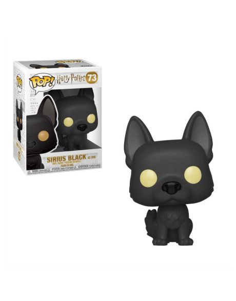 Funko Pop! Harry Potter - Sirius Black as Dog 73