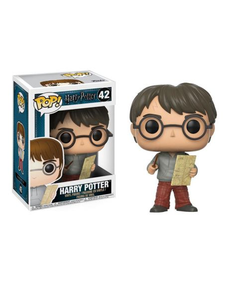 Funko Pop! Harry Potter with Marauders Map 42