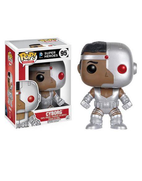 Funko Pop Heroes Cyborg 95