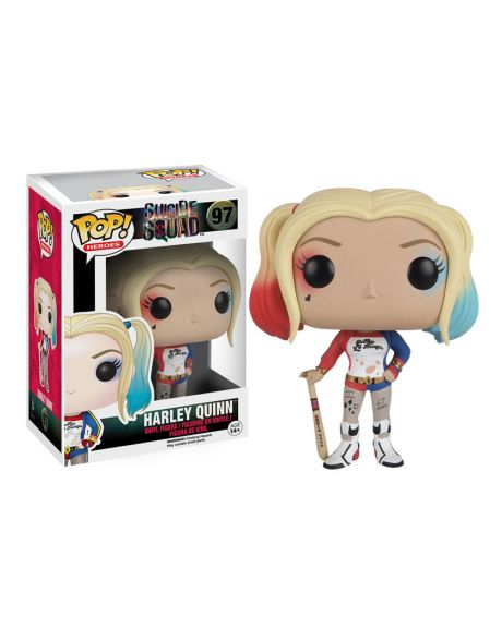 Funko Pop! Harley Quinn 97 - Suicide Squad