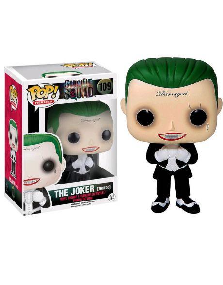 Funko Pop Heroes Suicide Squad The Joker Tuxedo 109