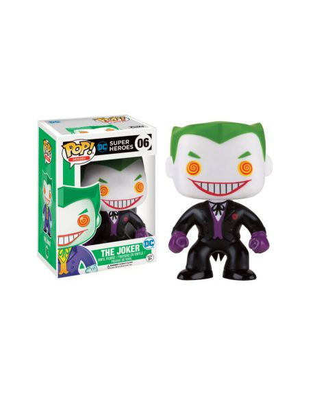 Funko Pop! The Joker 06 - DC Super Heroes