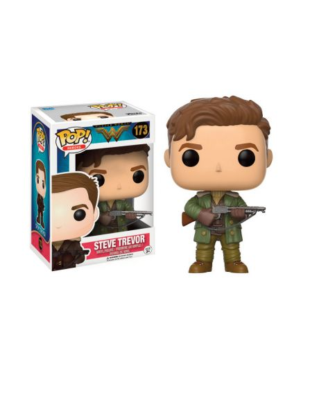 Funko Pop! Wonder Woman - Steve Trevor 173