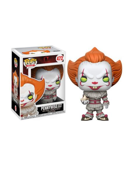Funko Pop! It - Pennywise (with Boat) 472