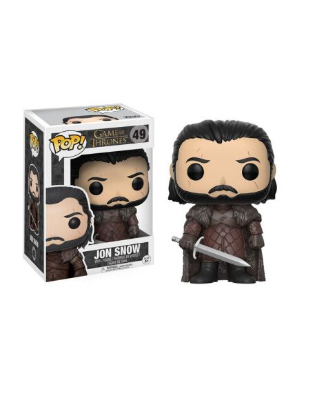 Funko Pop! Jon Snow 49 (King in the North)
